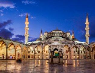 Türkiye dünyanın dört bir yanında! İşte Türkiye'nin yurtdışında yaptığı camiler...