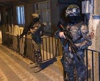 Ankara'da terör operasyonu: Gözaltılar var
