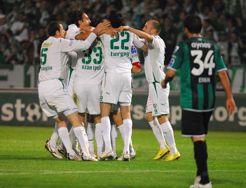 Bursaspor - Denizlispor