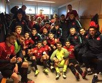 U19 Milli Takımı, Avrupa Şampiyonasında