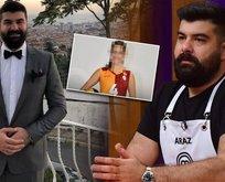 Araz Aknam'ın eşi ünlü çıktı meğer sporcuymuş!