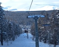 Kayak merkezinde arıza... Çok sayıda tatilci mahsur kaldı