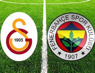 Galatasaray - Fenerbahçe maçı saat kaçta, ne zaman? GS FB derbisi hangi kanalda? 2018