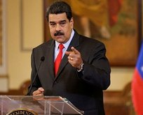 Nicolas Maduro çok çarpıcı açıklamalarda bulundu