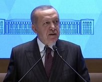 Başkan Erdoğan'dan flaş mesajlar