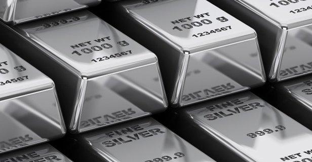 Gümüş fiyatları ne kadar? Gümüş gram fiyatı kaç TL? Güncel gümüş fiyatı! 21 Eylül 2020