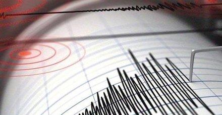 Son dakika: Datça'da 4,9 büyüklüğünde deprem