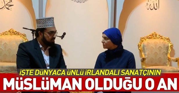 Sinead O'Connor böyle Müslüman oldu