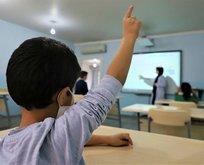 Okulda olmayan çocuklarda vaka sayısı daha yüksek