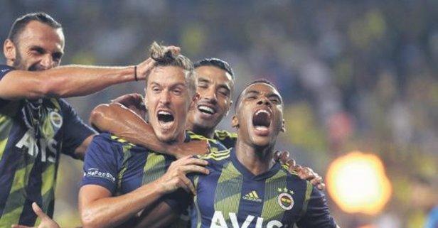 En hazır takım F.Bahçe ve Trabzonspor