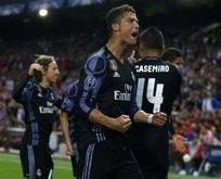 Real Madrid finale yükseldi