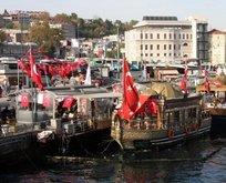 Eminönü'ndeki balıkçı teknesi davasında karar