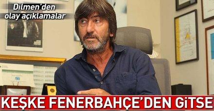 Rıdvan Dilmen: Keşke Valbuena da gitse