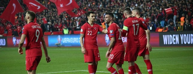 Bu Milliler bir başka! Eskişehir'de gol şov...