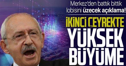 Kavcıoğlu'ndan büyüme açıklaması!