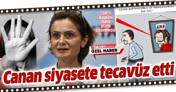 Canan Kaftancıoğlu ve koruduğu tecavüzcü takımı...