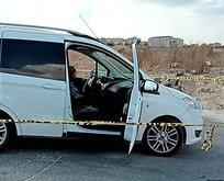 Büyükçekmece'de korkunç olay! Araç içerisinde ölü bulundu