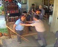 Fırıncı ile borçlunun odunlu kavgası: 8 yaralı