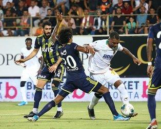 Alanyaspor-Fenerbahçe maçı yeniden oynanacak mı?