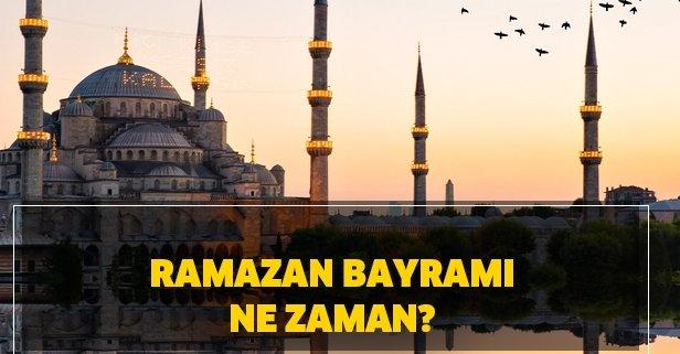 Bayram ne zaman 2020 Ramazan? Ramazan Bayramı'nda sokağa çıkma yasağı kaç gün?