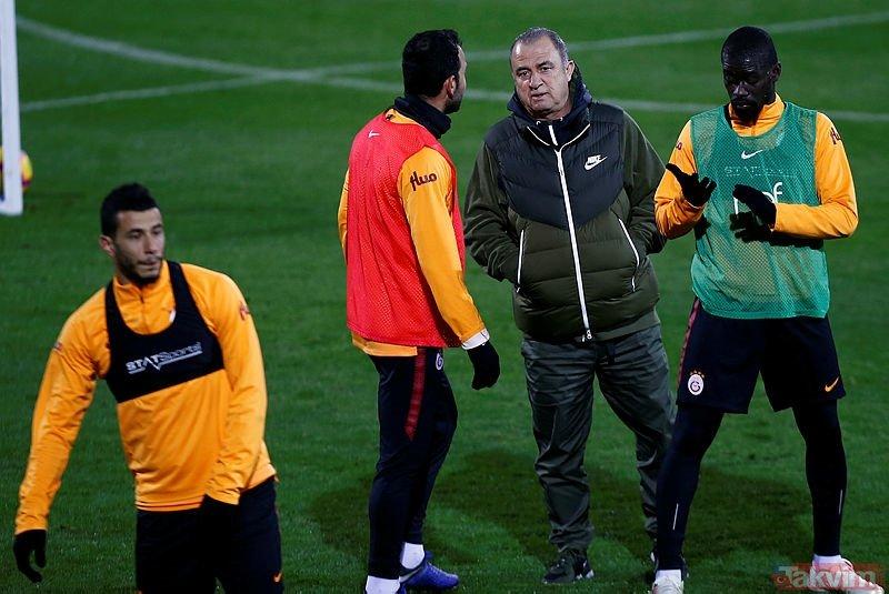 Fatih Terim Galatasaray'ın yeni 11'ini belirledi! İşte Liepzig karşısındaki kadro