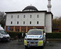 İsveç'te camiye şüpheli paket gönderildi