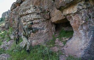 PKK'ya ait 3 sığınak bulundu!