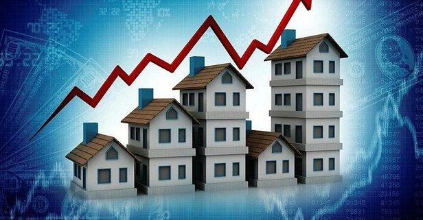 Evlerin fiyatı zirveye çıktı