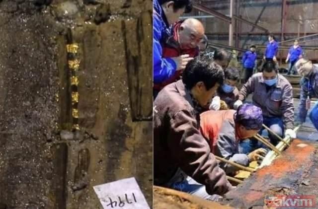 Arkeolojik kazıdan servet çıktı