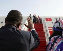 Başkan Erdoğan İstanbul'a döndü