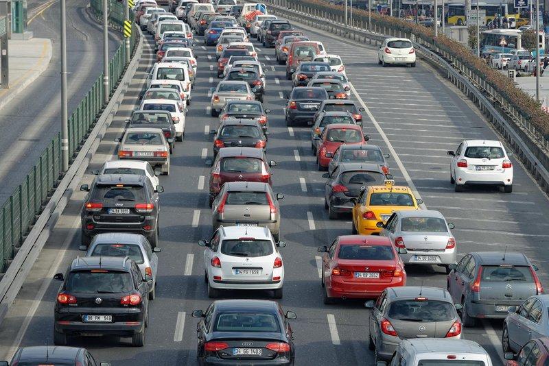 İstanbulun trafik raporu açıklandı