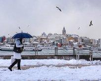 Meteorolojiden son dakika uyarısı! İstanbula şiddetli yağış geliyor...
