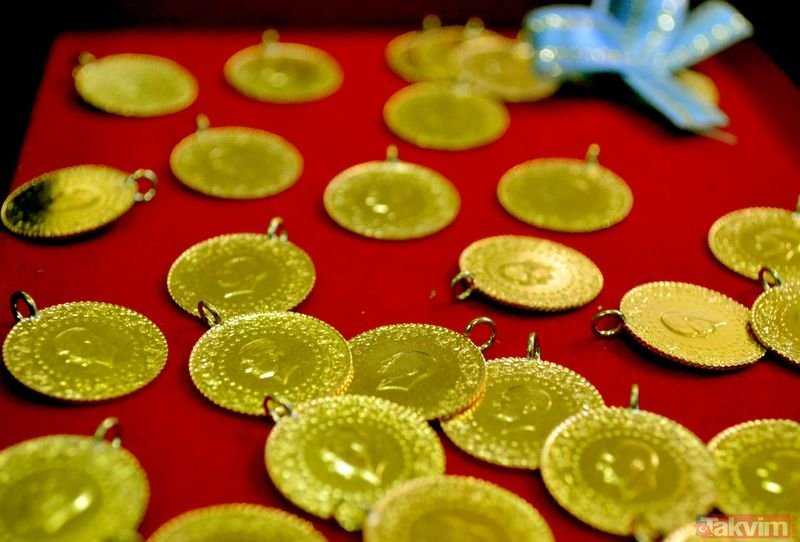Altın fiyatları son dakika: 13 Ekim bugün gram altın ve çeyrek altın fiyatı ne kadar oldu?