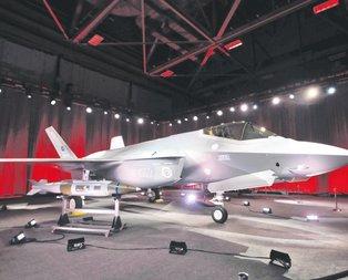 F-35'leri aldık