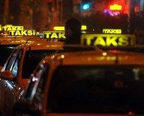 İçişleri'nden ticari taksilere yönelik yeni genelge