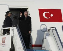 Başkan Erdoğan Ukrayna'da