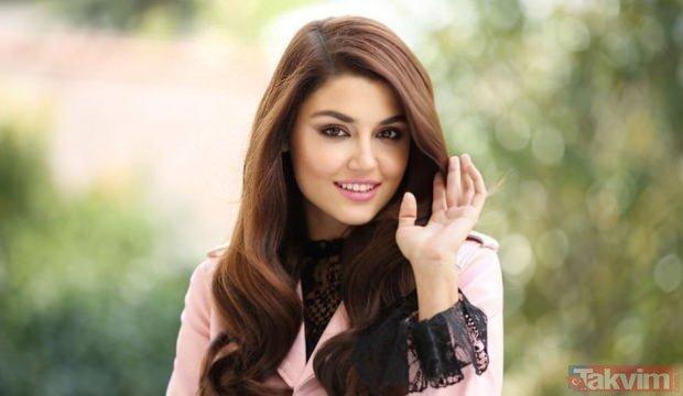 Murat Dalkılıç ile aşk yaşayan Hande Erçel paylaştı sosyal medyaya bomba gibi düştü
