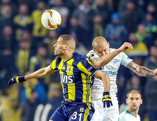 Kadıköy'de Fenerbahçe'nin gecesi   Fenerbahçe 1-0 Zenit