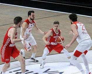 12 Dev Adam Hırvatistan'ı devirdi! (A Milli Basketbol Takımı 84-78 Hırvatistan MAÇ SONU ÖZET)