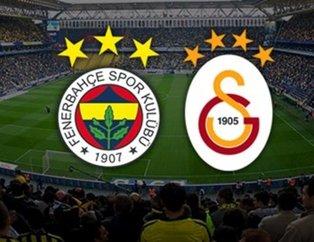 İşte Fenerbahçe-Galatasaray derbisinin ilk 11'leri