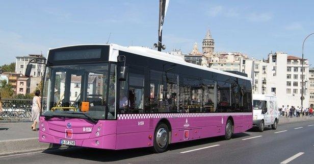 23 Nisan'da otobüsler ücretsiz mi?