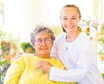 Yaşlıya bakım desteği