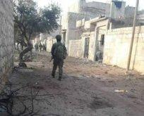 Türk komandolar İdlib sokaklarında