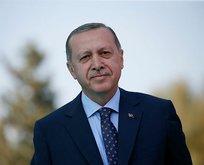 Başkan Erdoğan'dan KKTC'ye tebrik telefonu
