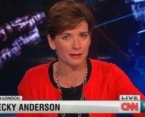 CNN International yine Türkiye'de kaos peşinde