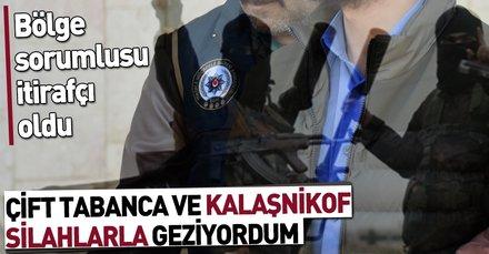 Bursa'da yakalanan DEAŞ'ın bölge sorumlusu itirafçı oldu