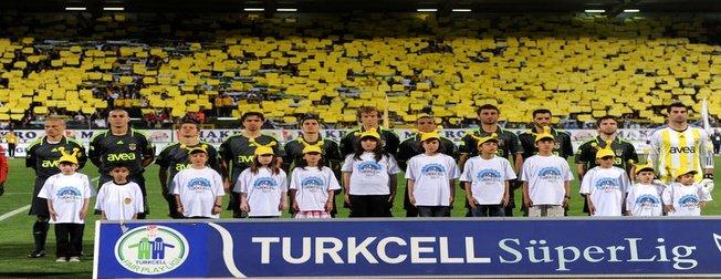 Ankaragücü-Fenerbahçe (TSL 33.Hafta Maçı)