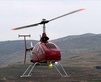Alpin İnsansız Helikopteri'nin seri üretim tarihi açıklandı