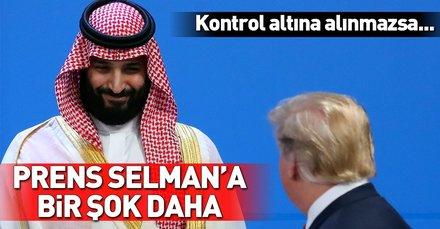 ABD Kongresi Suudi Prens Muhammed'e karşı harekete geçmeli