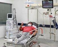 İsveç'ten getirilen Türk hasta, devlete minnettar